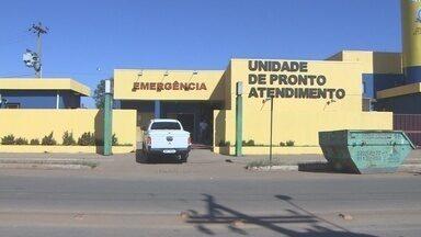 UPA da Zona Leste de Porto Velho é fechada - Prédio está sendo reformado e deve ser liberado semana que vem.