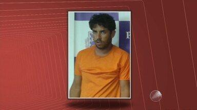 Homem é preso pela segunda vez em dois meses por suspeita de assaltos a bancos - Segundo a polícia, Thiago Carneiro de Carvalho, 30, planejava assaltar uma agência no interior do estado.