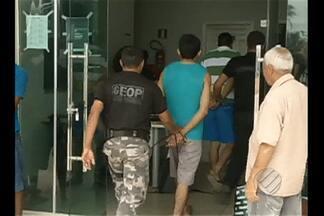 Em Itupiranga, cinco vereadores estão presos acusados de fraude e de peculato - Um ex-vereador da cidade também estaria envolvido no esquema e também foi preso.
