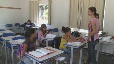 Projeto de nivelamento ajuda crianças em escolas de Cacoal - Após implantação do projeto, índice de reprovação reduziu.
