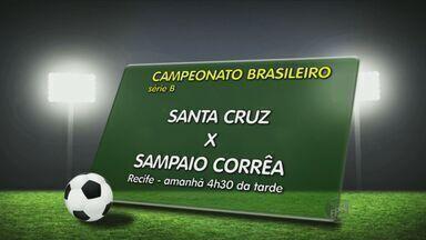 Confira os próximos jogos da Série B do Campeonato Brasileiro - Confira os próximos jogos desta sexta-feira (26) e sábado (27) da Série B do Campeonato Brasileiro.