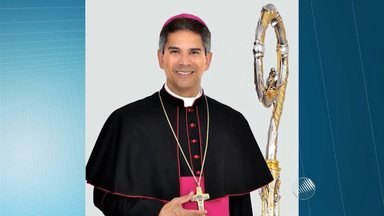 Papa Francisco nomeia o novo bispo de Bom Jesus da Lapa, no oeste do estado - Bispo João Santos Cardoso vai ser transferido do Piauí para a Bahia.