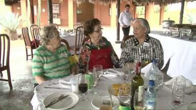 Primeiras moradoras de Umuarama contam um pouco da história da cidade - Elas eram as matriarcas das primeiras famílias a se instalar na região. E chegaram a Umuarama na primeira metade da década de 1950.