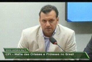 Médicos investigados em fraude ao SUS em Montes Claros são ouvidos em CPI - Irmãos cardiologistas prestaram depoimento em Brasília (DF).
