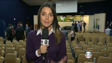 Tribunal de Justiça do Rio recebe Encontro Nacional pela Paz no Futebol - Evento promove medidas para evitar violência nos estádios.