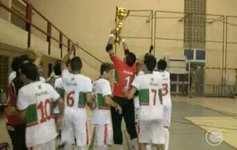 IFPI vence o Fenix e é campeão da Copa Metropolitana de Futsal - IFPI vence o Fenix e é campeão da Copa Metropolitana de Futsal