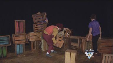 Festival de Cenas Teatrais termina neste fim de semana - Apresentações são de graça, enquanto que outras são de preços populares.