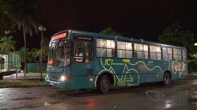 Bike GV muda de ponto em Vitória e passa a funcionar até as 23 horas - Linha 400 transporta ciclistas de ônibus até Vila Velha, pela Terceira Ponte.Ciclistas vão pegar coletivo no bairro Santa Helena, na capital.
