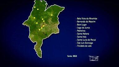Dez municípios maranhenses têm limites geográficos alterados - Ao todo, 206 municípios brasileiros sofrem alterações nos seus limites.Segundo o órgão, as alterações foram comunicadas após o Censo 2010.