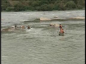Corpo de homem encontrado no Rio Doce em Governador Valadares - Vítima tinha 35 anos e era andarilho.