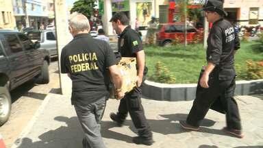 Em coletiva de imprensa foram dados os números da Operação Andaime - Veja os números.