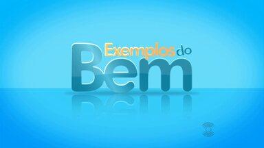Exemplos do Bem mostra trabalho de grupo que criou um espaço de lazer em CG - Comunidade do Novo Horizonte foi beneficiada.