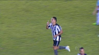 Botafogo perde para o Macaé, mas segue na liderança da Série B - Alvinegro estava invicto na competição.