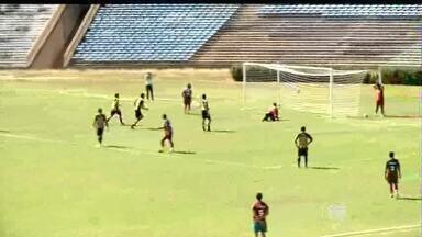 River-PI goleia duas equipes amadoras em preparação para a Série D - River-PI goleia duas equipes amadoras em preparação para a Série D