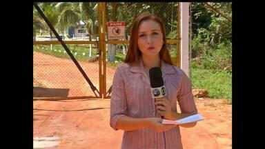 Cinco fogem da penitenciária de Santarém usando cordas - Fuga ocorreu no início da manhã desta segunda (29).