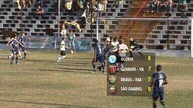 Glória vence São Gabriel na Divisão de Acesso do Gauchão - Na outra partida do quadrangular final da competição, o Guarani venceu o Brasil de Farroupilha.