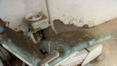 Hospitais de Ubajara enfrentam situação de abandono - Pacientes reclamam da situação precária dos serviços de saúde na cidade.