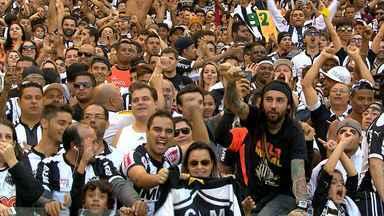 Atlético-MG vence o Joinville por 1 a 0, mas Levir considera o jogo o pior do time no ano - Segundo tempo do Galo deixou a desejar na visão do treinador