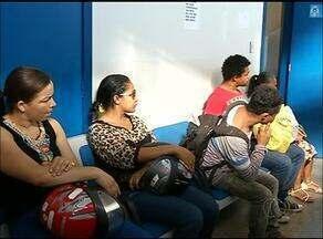 Usuários reclamam do atendimento na Delegacia de Polícia Civil de Araguaína - Usuários reclamam do atendimento na Delegacia de Polícia Civil de Araguaína