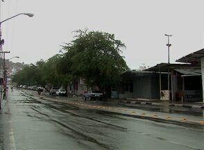 Caruaru amanhece chuvosa no dia de São Pedro - No município, o feriado desta segunda-feira (29) amanheceu frio e com chuva.