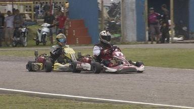 Kartódromo da Vila Olímpica de Manaus recebe etapa de Kart e Motovelocidade - Provas ocorreram neste domingo. Confira na reportagem.