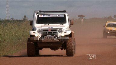 Maranhão é palco de rally durante o fim de semana - Maranhão é palco de rally durante o fim de semana
