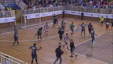 Andradas bate Três Pontas e conquista o tricampeonato da Taça EPTV de Futsal - Andradas bate Três Pontas e conquista o tricampeonato da Taça EPTV de Futsal