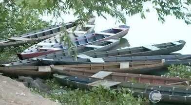 Pescadores param atividades para comemorar dia de São Pedro - Pescadores param atividades para comemorar dia de São Pedro