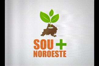 Lançada hoje(29) a campanha Sou Mais Noroeste da RBS TV Cruz Alta - Campanha busca mostrar exemplos de pessoas que fazem a diferença para o desenvolvimento da região.