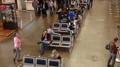 Morador de Florianópolis passa 6 dias dormindo em aeroporto no Norte do país - Morador de Florianópolis passa 6 dias dormindo em aeroporto no Norte do país