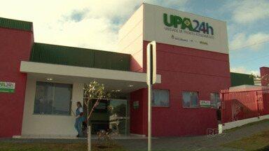 Unidade de Pronto Atendimento começa a funcionar em Pato Branco - A UPA tem capacidade pra atender a 200 mil pessoas e vai receber pacientes de outros cinco municípios da região.