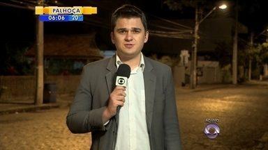 29 funcionários do Casep de Itajaí fazem greve parcial - 29 funcionários do Casep de Itajaí fazem greve parcial