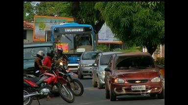 Implantação de novas linhas de ônibus é discutida em Santarém - Projeto Piloto foi discutido durante reunião técnica de consulta à sociedade. Plano é necessário para elaborar processo licitatório das linhas de ônibus.