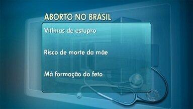 Polícia investiga casos de abortos em Campo Grande - Presidente da Sociedade de Ginecologia e Obstetrícia de Mato Grosso do Sul, Nádia Reis, comenta o assunto no Bom Dia MS