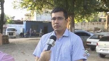 Seinfra trabalha com novas divisões distritais para reparos em ruas - Serviço pretende facilitar acesso da população à secretaria.