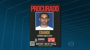 Policial Militar faz denúncia do próprio irmão - O irmão do Policial Militar é procurado pela Polícia. Edvardo é acusado de ter atirado e matado um homem no metrô da Uruguaiana, no Centro do Rio.
