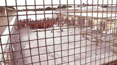 Nova série do BMD mostra a situação do sistema prisional da Bahia - Na primeira reportagem, veja como está a situação em Feira de Santana, onde teve a maior rebelião de presos de 2015.