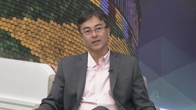 Especialista do AM dá dicas sobre empreendedorismo - Carlos Oshiro falou à TV Amazonas sobre o assunto.