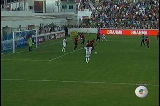 Salgueiro vai tentar a primeira vitória em casa na Série C - O Carcará do Sertão enfrenta o Vila Nova, no domingo.