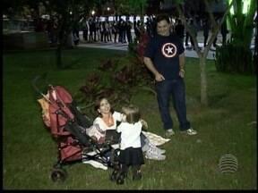 Festival de rock agita Presidente Prudente - Evento acontece no Sesc Thermas e reúne famílias.