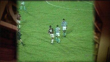 Baú do Esporte relembra confronto da Série B de 1994 - Era ano de Copa do Mundo e o Londrina não deu chances para o Atlético-PR no Estádio do Café