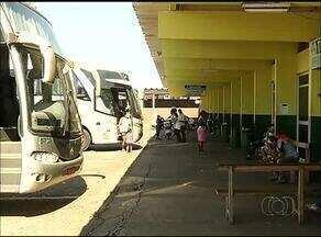 Passageiros reclamam do transporte interestadual em Gurupi - Passageiros reclamam do transporte interestadual em Gurupi