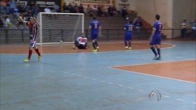 Copa Morena chega à 4ª fase com oito times brigando pelo título - Na Copa Morena, agora só restam oito times querendo fazer história na maior competição de futsal do estado.