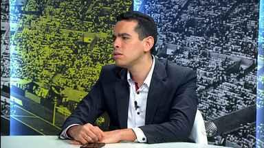 Presidente do Bahia fala sobre dois CTs do clube que estão sem uso - Marcelo Santana foi entrevistado no programa Camarote FC, do canal Sportv.
