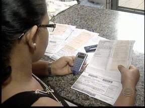 Procura por renegociação de dívidas aumenta no Procon - Devido as dificuldades financeiras, pessoas buscas liquidar contas pendentes.