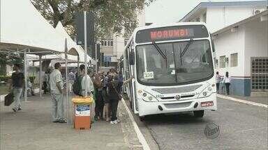 Ponto final dos ônibus circulares muda de local em Pouso Alegre (MG) - Ponto final dos ônibus circulares muda de local em Pouso Alegre (MG)