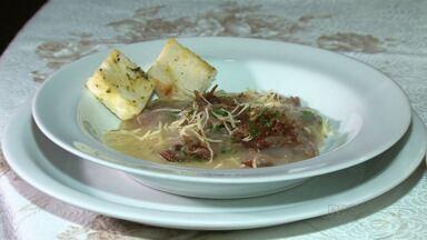 Veja as opções de pratos quentes do Festival de Inverno de Guarapuava - Nossa equipe foi em alguns restaurantes que estão participando do Festival. Veja as opções.
