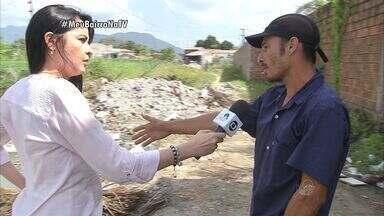 Meu Bairro na TV visita Alto da Mangueira, em Maracanaú - Moradores reclamam de obras inacabadas.