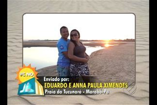 Telespectadores enviam fotos do verão pelo Pará - Confira as imagens!