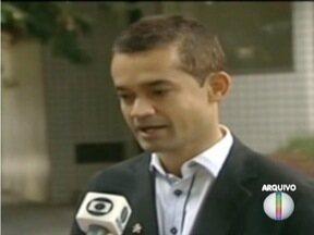 Vice-Prefeito de Central de Minas toma posse da prefeitura - Autoridade assume o cargo depois da morte do prefeito Genil Mata da Cruz.